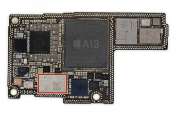 iPhone11的U1芯片确认是苹果自主研发的那么5G芯片还会远吗