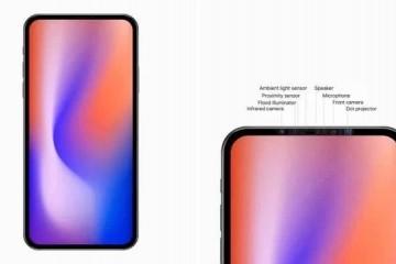 无刘海的苹果全面屏手机等待吗iPhone12或许行将完成
