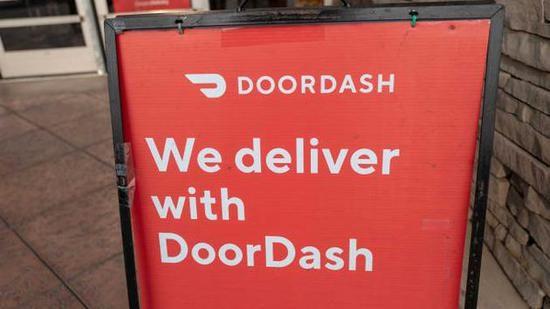 美版饿了么DoorDash一季度营收10.8亿美元外卖业务提振业绩
