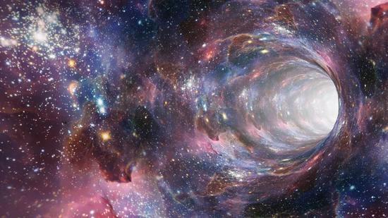 能让你穿梭时空的虫洞不止是科幻